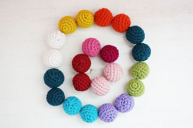 Amigurumi Balls