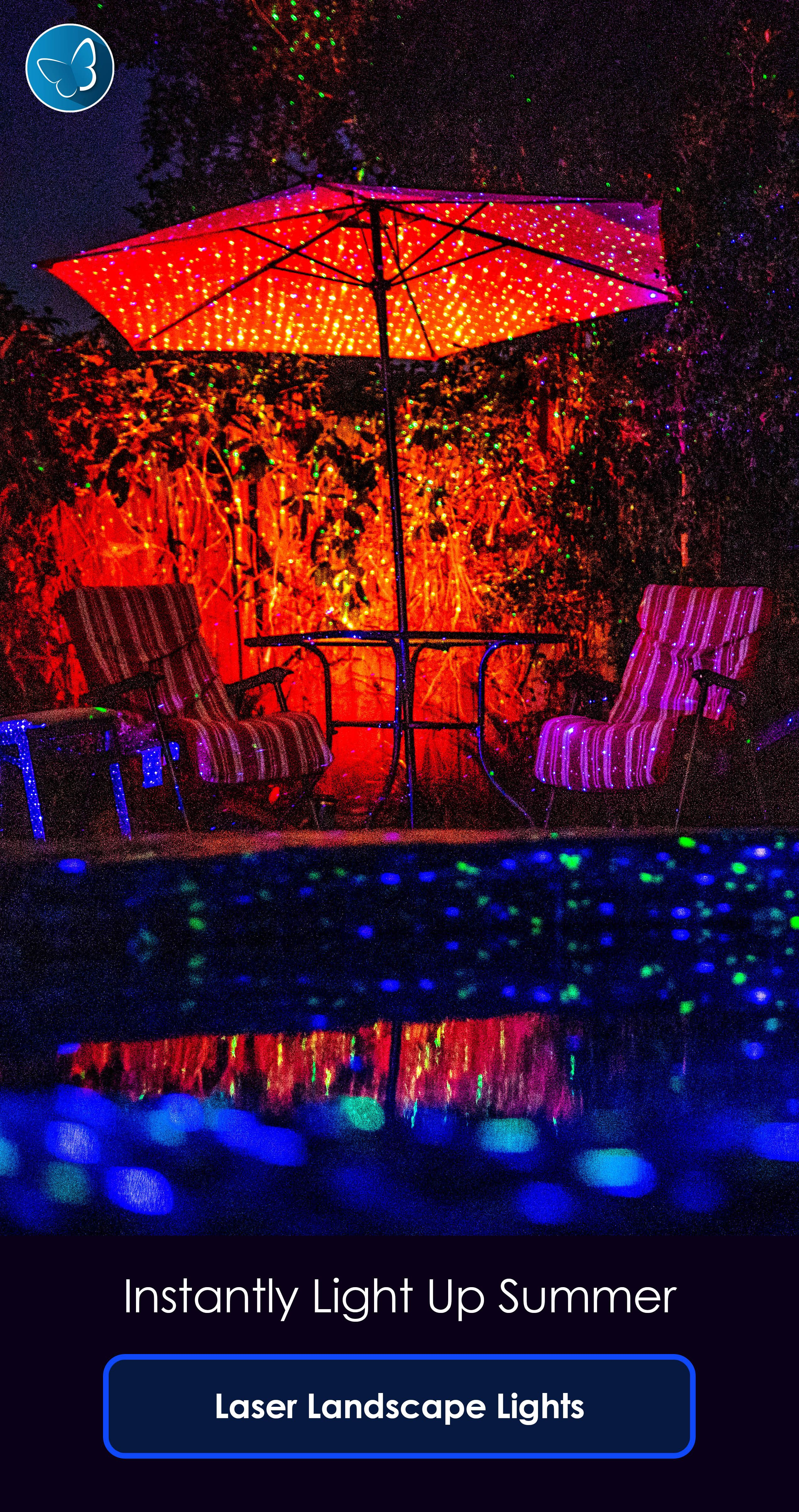 Transform Your Surroundings With Stunning Laser Landscape Lighting Landscape Lighting Landscape Outdoor