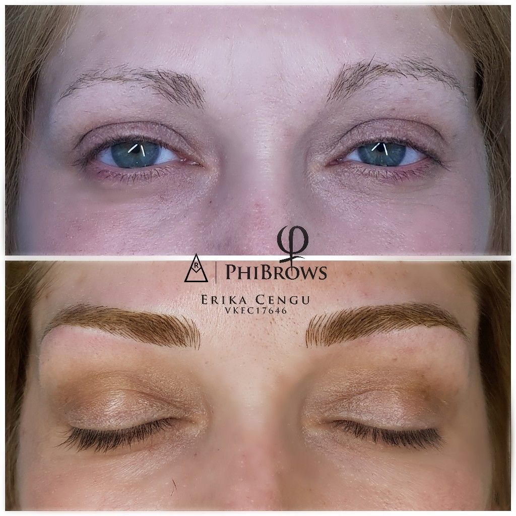 Microblading Derby Phibrows Royal artist Beauty, Lashes