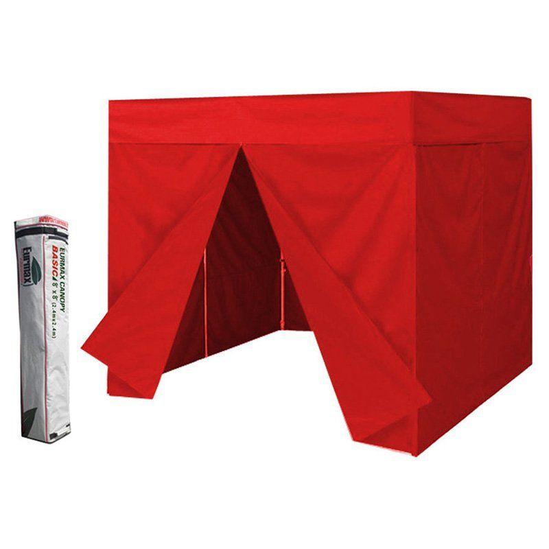 Basic 8x8 Feet Ez POP up Canopy Outdoor