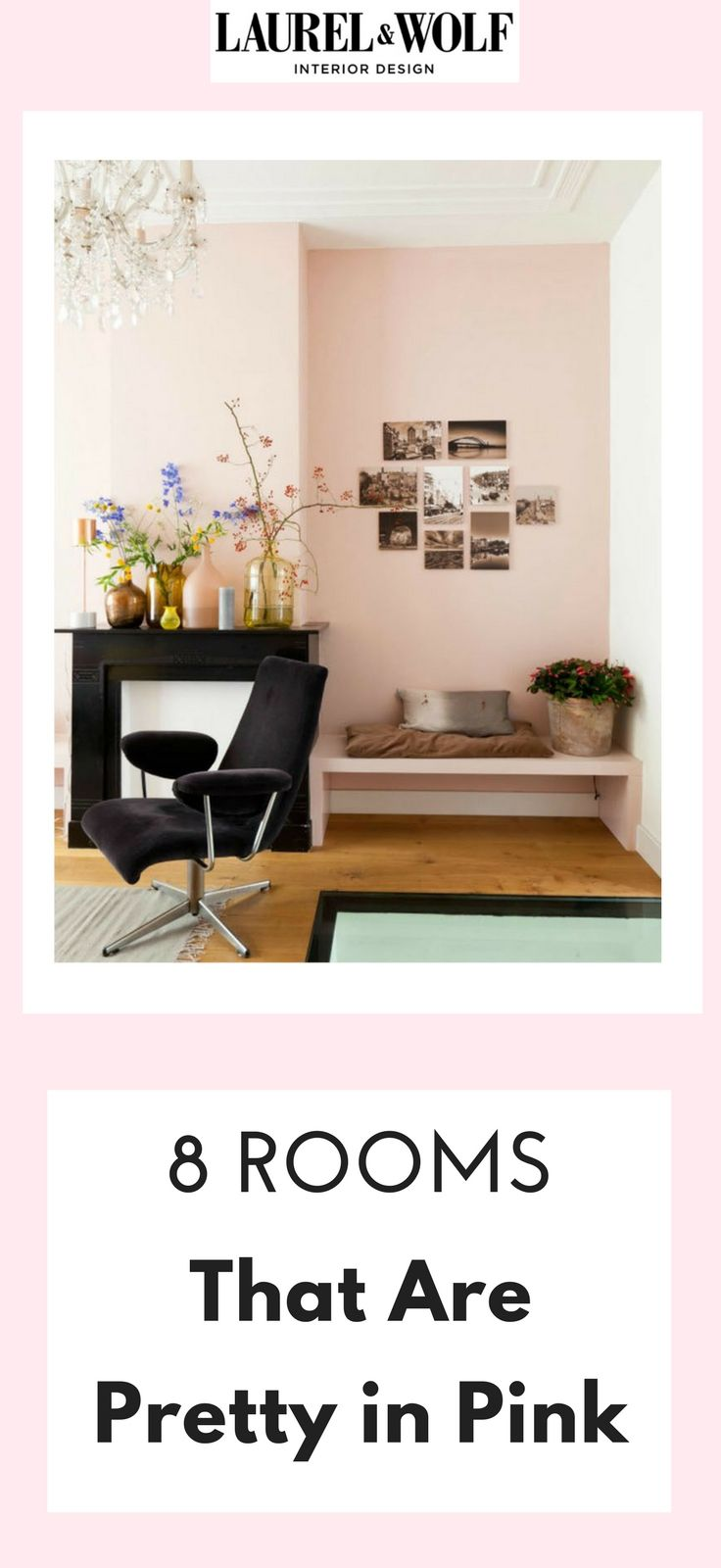 Attractive That Blush Pink Hue Is Everywhere From Walls To Clothing To Decor. See Why  Whatu0027s