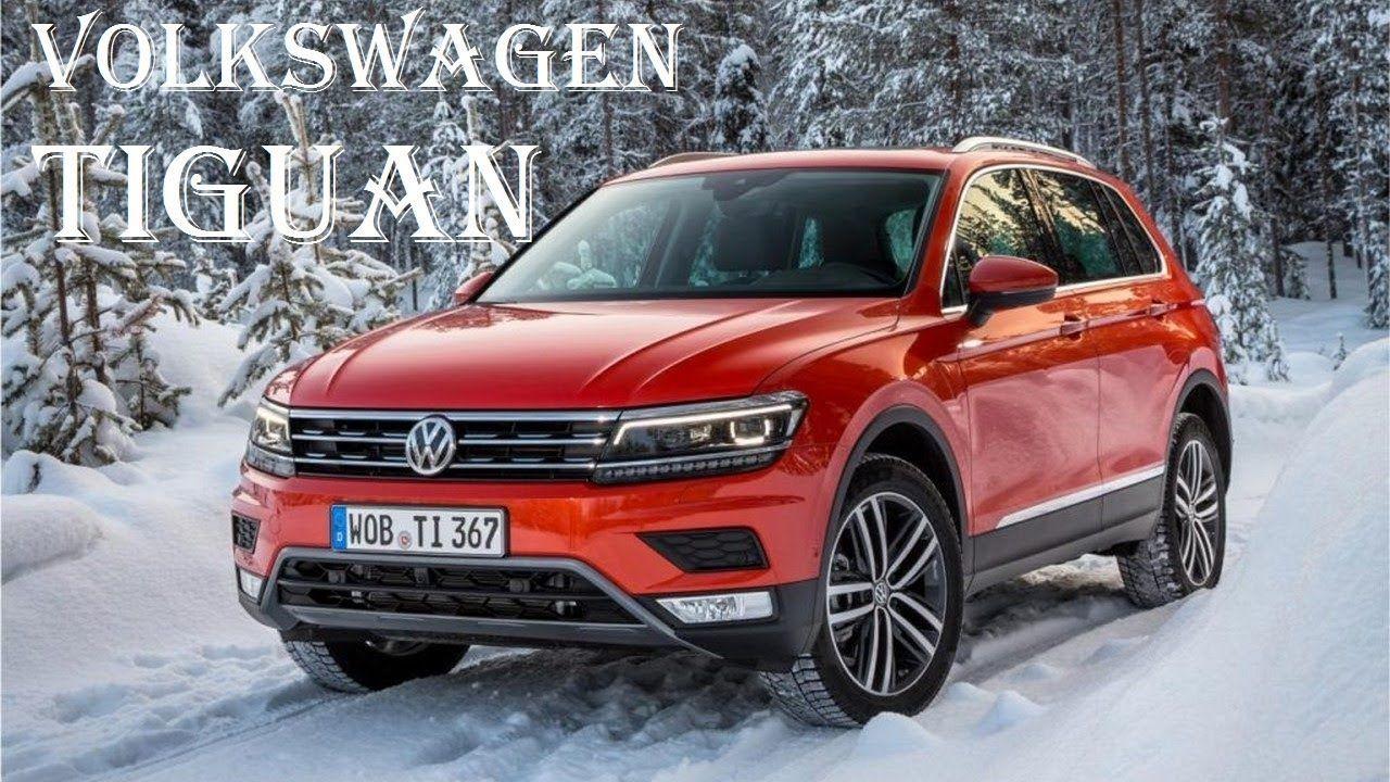 Volkswagen Tiguan 2017 Limited Commercial Review Interior Price Spe Volkswagen Fotos Auto