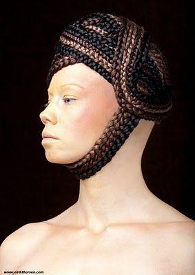 avant garde hair -