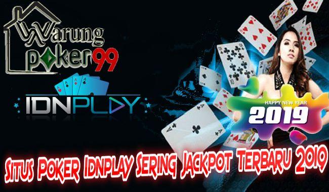 Situs Poker Idnplay Sering Jackpot Terbaru 2019 | Dewa Qq ...