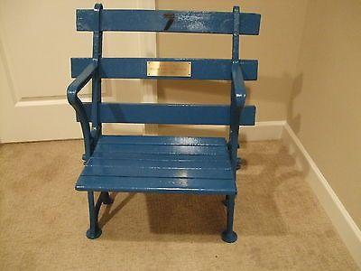 1923 Original New York Yankees Stadium Seat #7 Mickey Mantle For USD1049.99  #