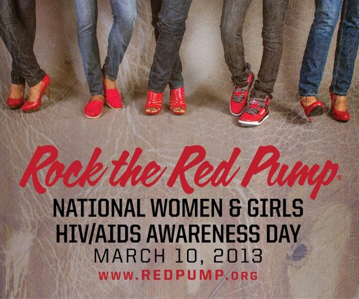 Health And Beauty Aids: Women's AIDS Awareness