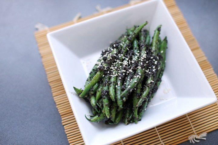 beans  black sesame paste  recipe  black sesame paste