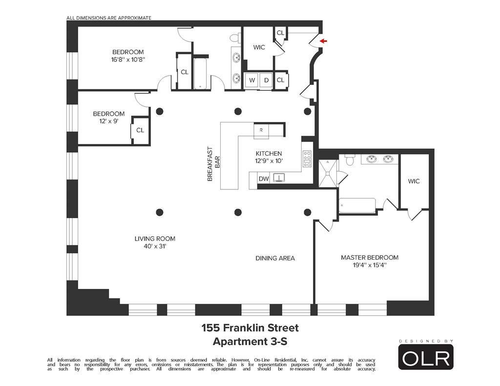 Hockey Star S 5 75m Loft In Taylor Swift S Building Is In Contract Tribeca Loft Apartment Floor Plans New York Loft