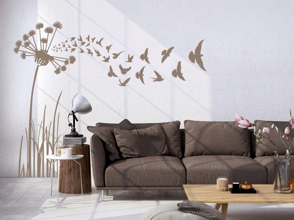 Wohnzimmer Tattoo ~ Besten wandtattoos für wohnzimmer bilder auf