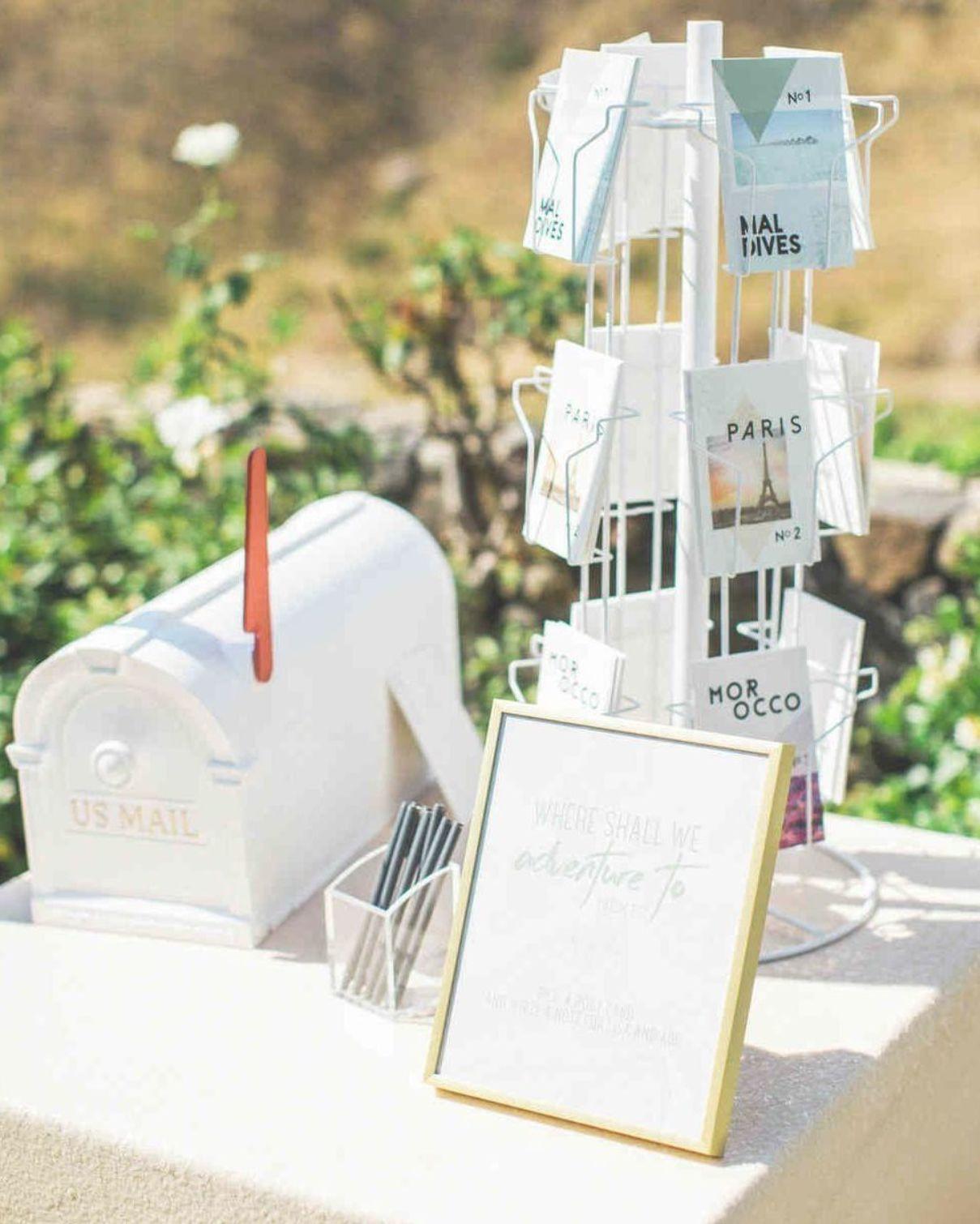 20 Personalized Wedding Ideas You Ll Want To Copy Martha Stewart Weddings Whether You Re B Wedding Guest Book Unique Personalized Wedding Unique Guest Book