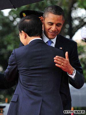 """Happy Hug Day, Korea""  Article on CNNGo"