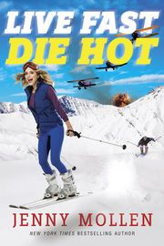 Live Fast Die Hot   http://paperloveanddreams.com/book/1067626245/live-fast-die-hot   *NOW A NEW YORK TIMES HUMOR BESTSELLERBy thebestselling author, an outrageous collection of personal stories about motherhood, responsibility, and other potential disasters Jenny Mollen is a writer and actress living in New York. Until two years ago, her lifewas exciting, sexy, a little eccentric, and onehundred percent impulsive. She had a husbandwho embraced her crazy�who understood herneed to…