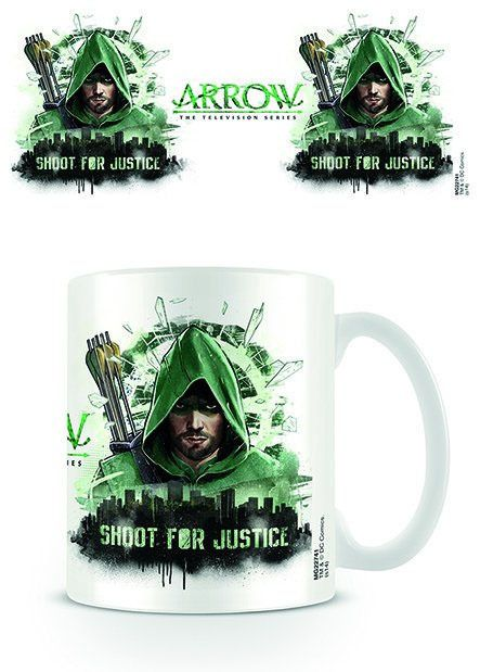 Arrow Tasse Shoot For Justice