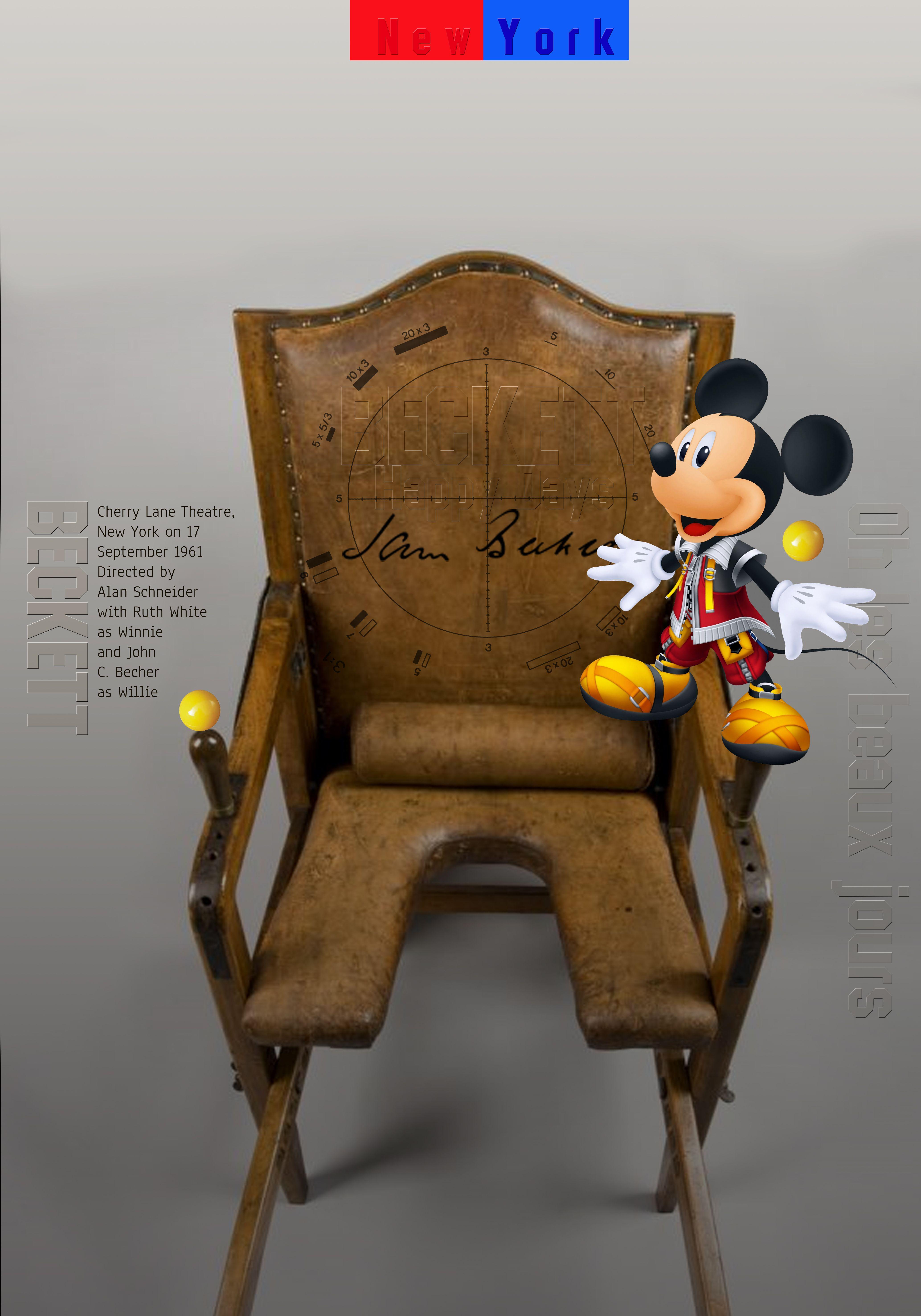 SAMUEL BECKETT Vintage medical, Chair, Medical curiosities