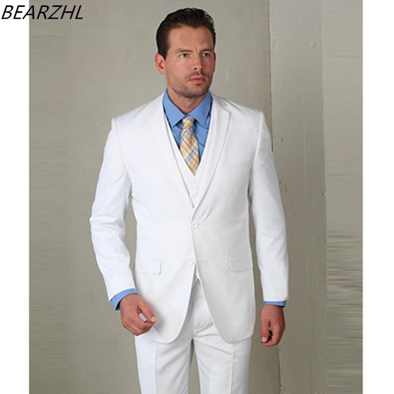 mens suits wedding tuxedo high quality custom men coat wool bleed ...