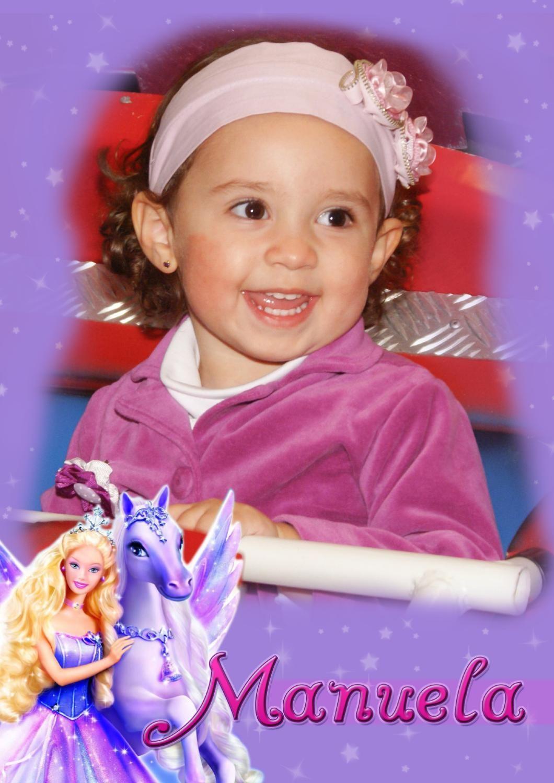 Aniversário de 2 anos de Manuela, com tema Barbie Fotos, edição e montagem: Kátia Alessandra   F.: (11) 99384-0189.