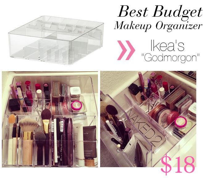 Sweetie Pie Style: Best Budget Makeup Organizer (aka Ikea's Best Kept  Secret)