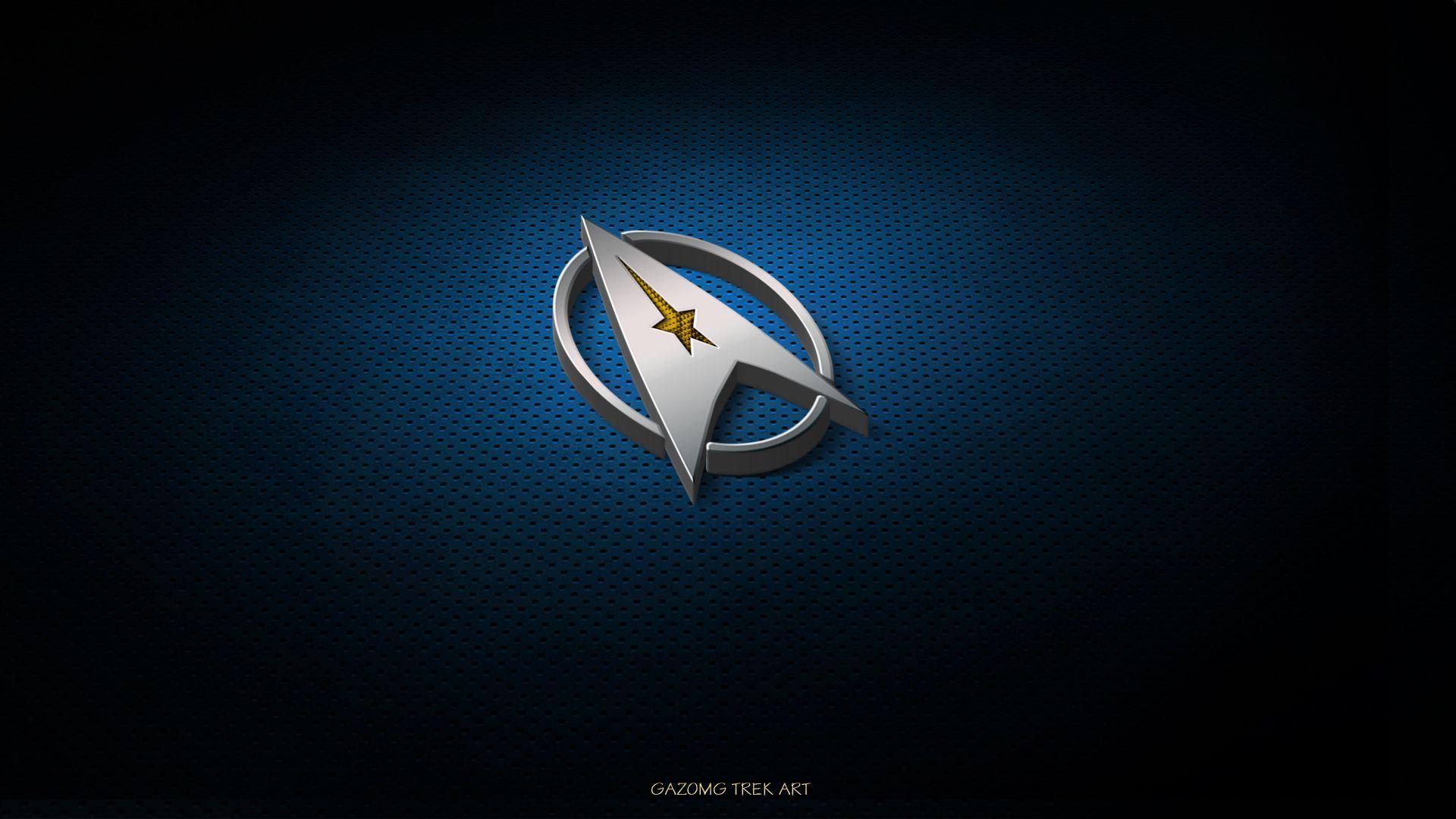 Logo Star Trek Backgrounds For Desktop 2 Star Trek Logo Star Trek Star Trek Wallpaper