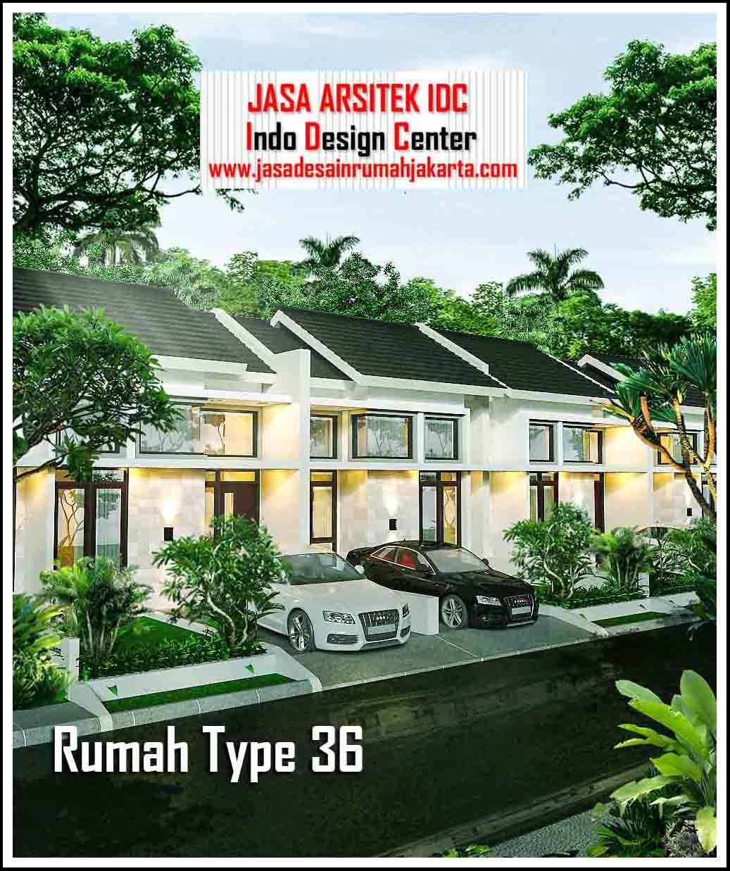 Kumpulan Desain Rumah 1 Lantai - Jasa Desain Rumah Jakarta ...