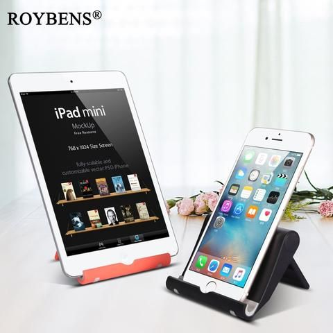 Mobile Phone Accessories Otao Universal Desk Phone Holder Stand Flexible Folding Mobile Phone Holder For Iphone For Samsung For Mp5 Smart Phone Stand