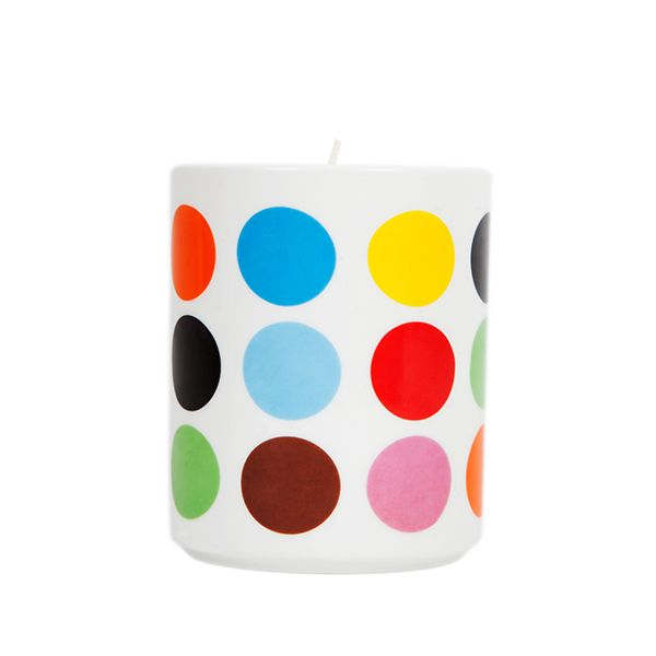 Multidot Scented Candle