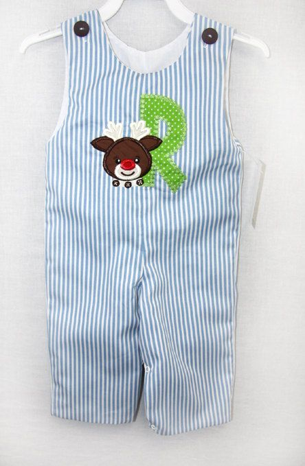 Photo of Reindeer Christmas Outfit, Baby Boy Christmas Outfit, Baby Boy Clothes 291665