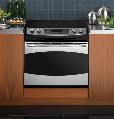 Ge Profile 30 Drop In Electric Range Kitchen Remodel Small Drop