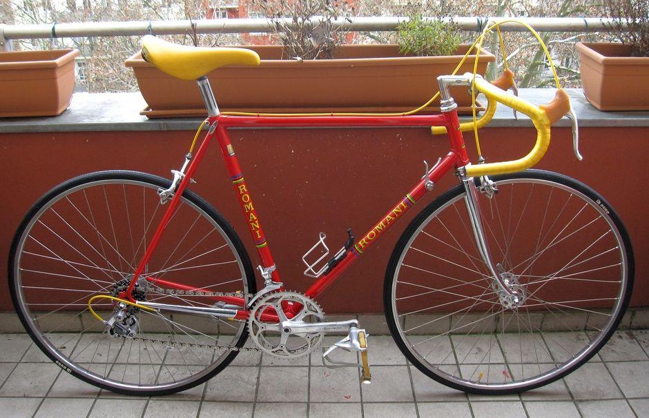 a9564b0da15 Romani Road Bike - Columbus Aelle | Vintage bicycles | Bike, Road ...