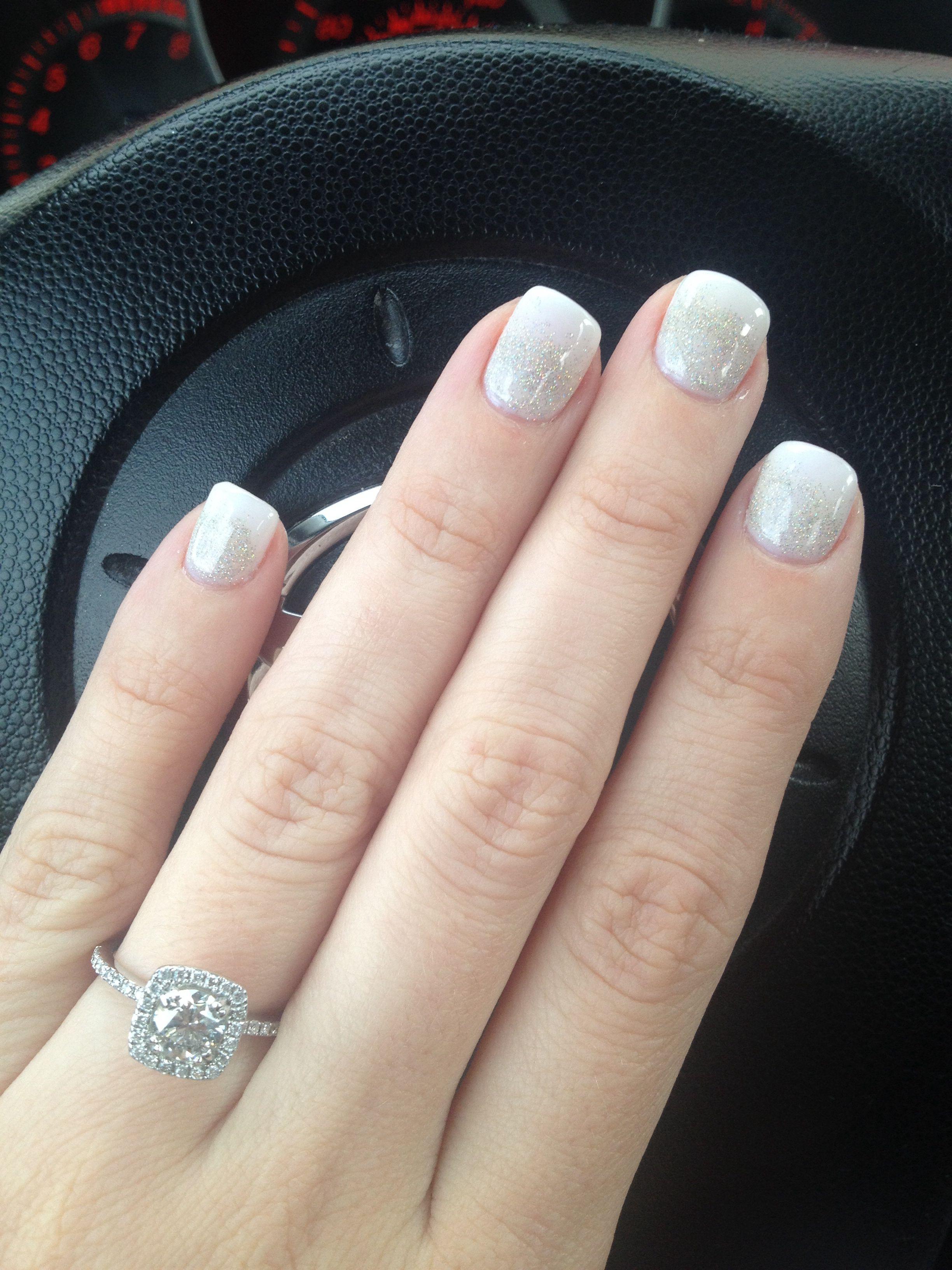 Glitter gel nails. Funny bunny. | Nails | Pinterest | Glitter gel ...
