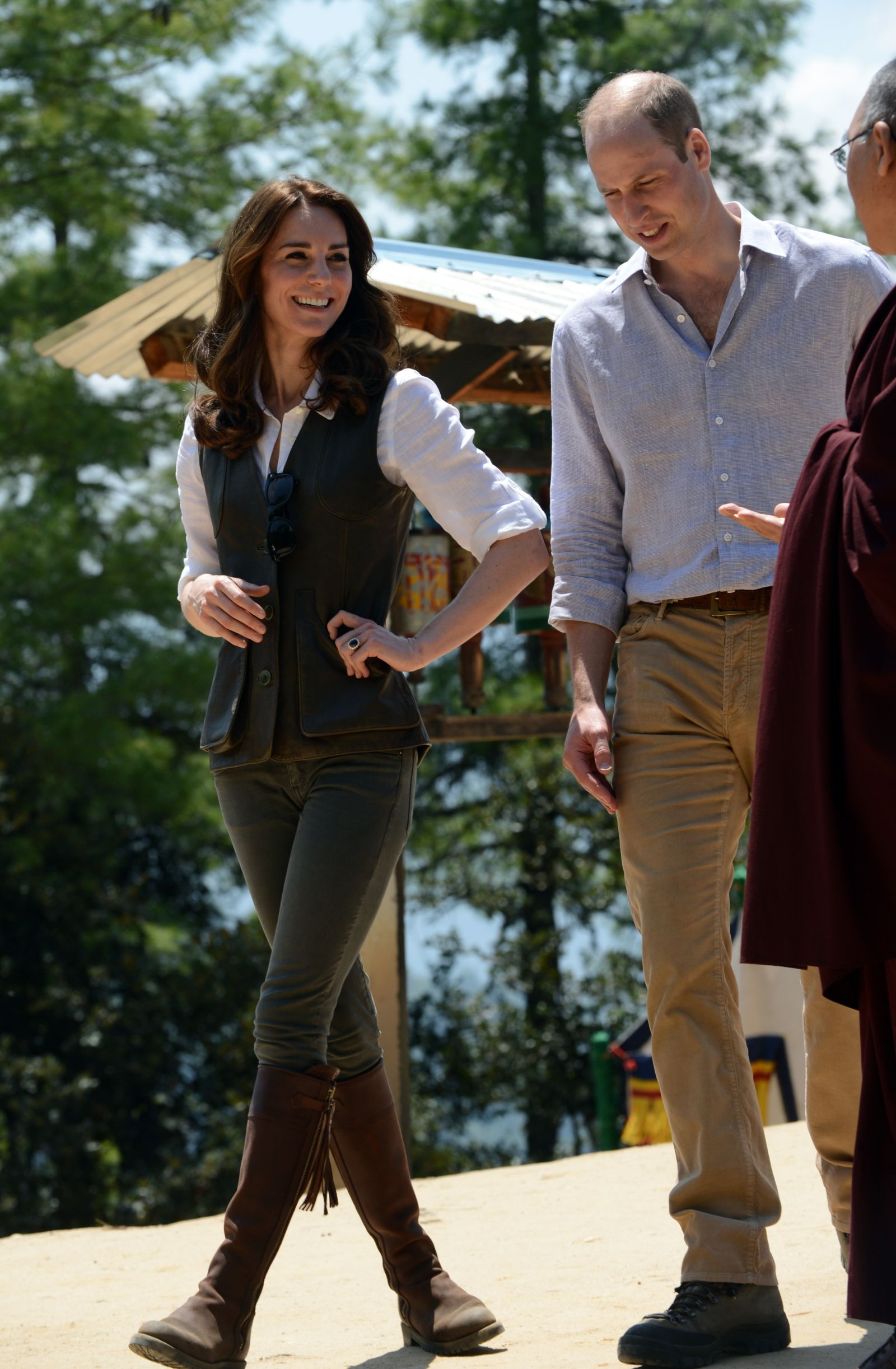 Here's What Duchess Kate Has Worn For the Royal Tour of India and Bhutan