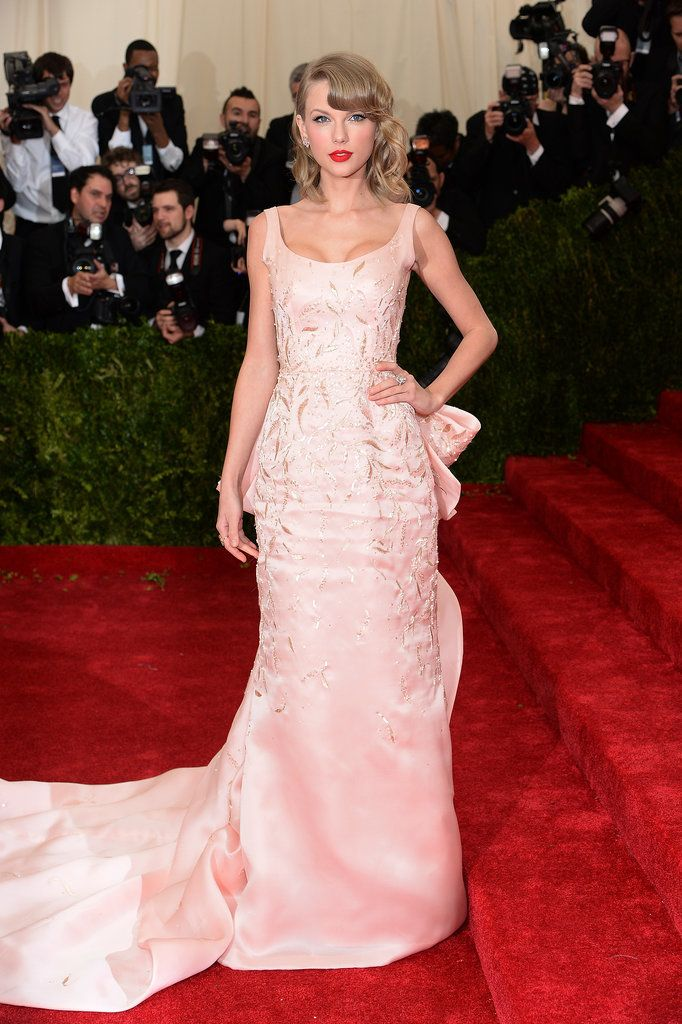 Who Wore What: See Every Look on the Met Gala Red Carpet | Taylor ...