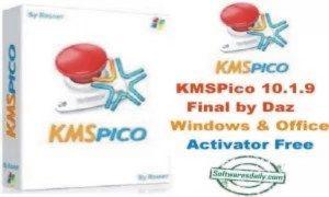KMSPICO 10.1.9 TÉLÉCHARGER