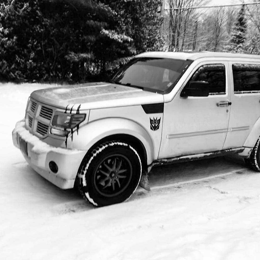 Dodge Nitro Exclusive On Instagram Winter Owner