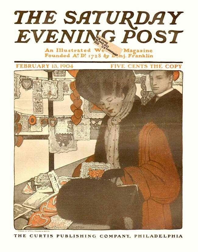 The Saturday Evening Post, feb. 1904