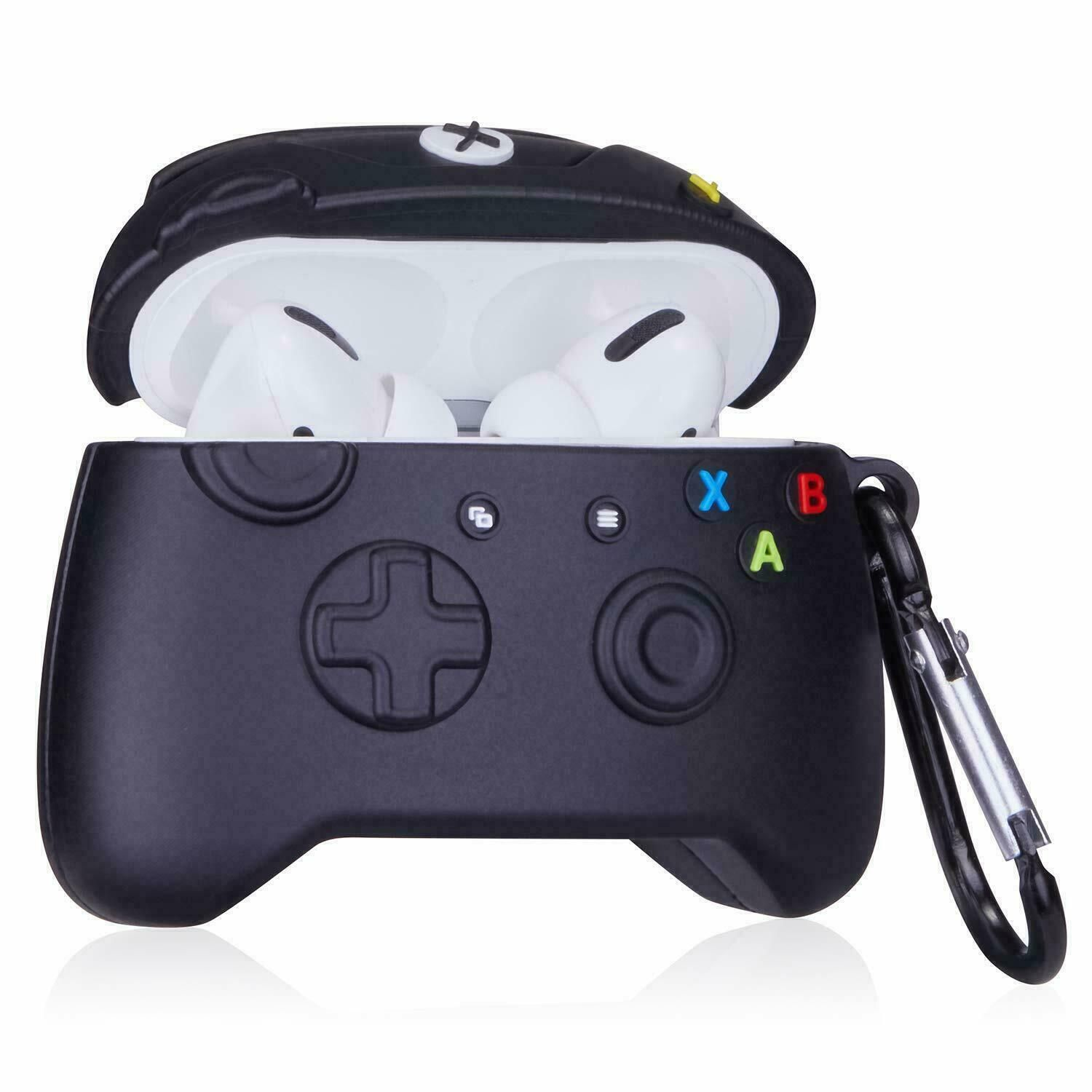 Airpods Pro Charging Charger Cartoon Skin Case Cover Xbox 360