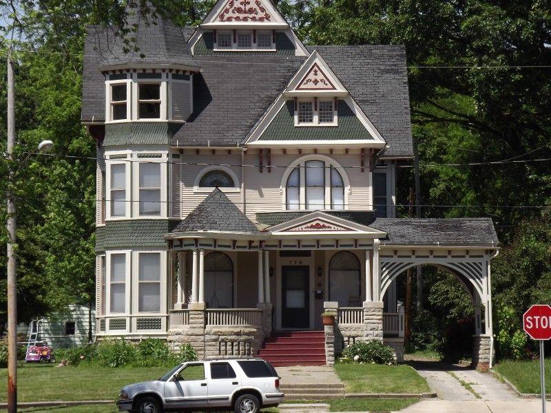 Queen Anne Residence Built 1894 Queen Anne House Queen Anne Victorian Homes
