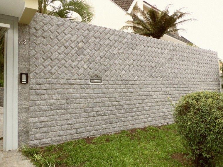 Ladrillos de piedra para revestimientos exteriores for Piedras para patios exteriores