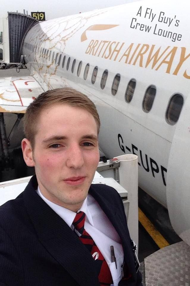 THESE RIDICULOUSLY GOOD LOOKING MALE CABIN CREW IN THEIR CREWFIES - british airways flight attendant sample resume