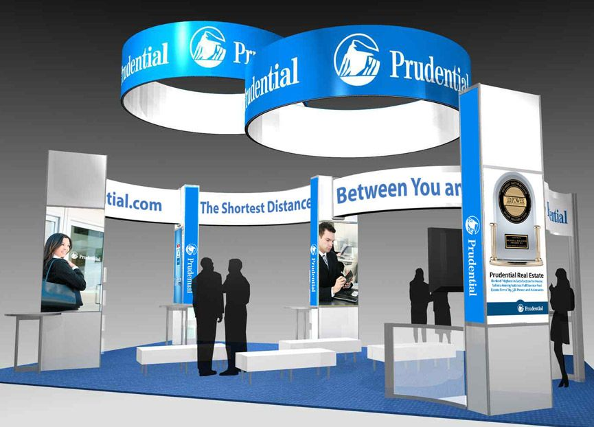 Trade Show Booth Objectives : Creative curioevents and tradeshows portfolio