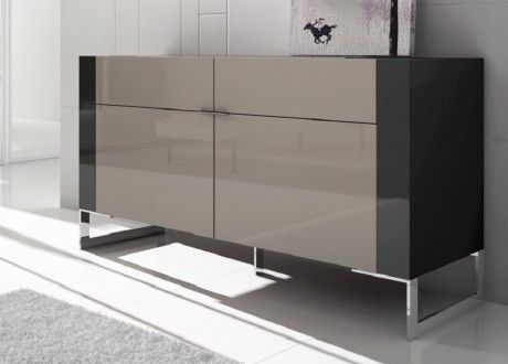 Contemporary Sideboard Server From Charlet Design Model 4 3 Furniture Pinterest Living Rooms And Cabinet