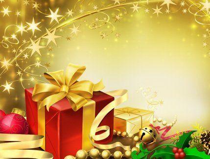Crear Postales Navidenas Gratis Fotos.Plantillas De Postales Para Navidad En Psd De Photoshop