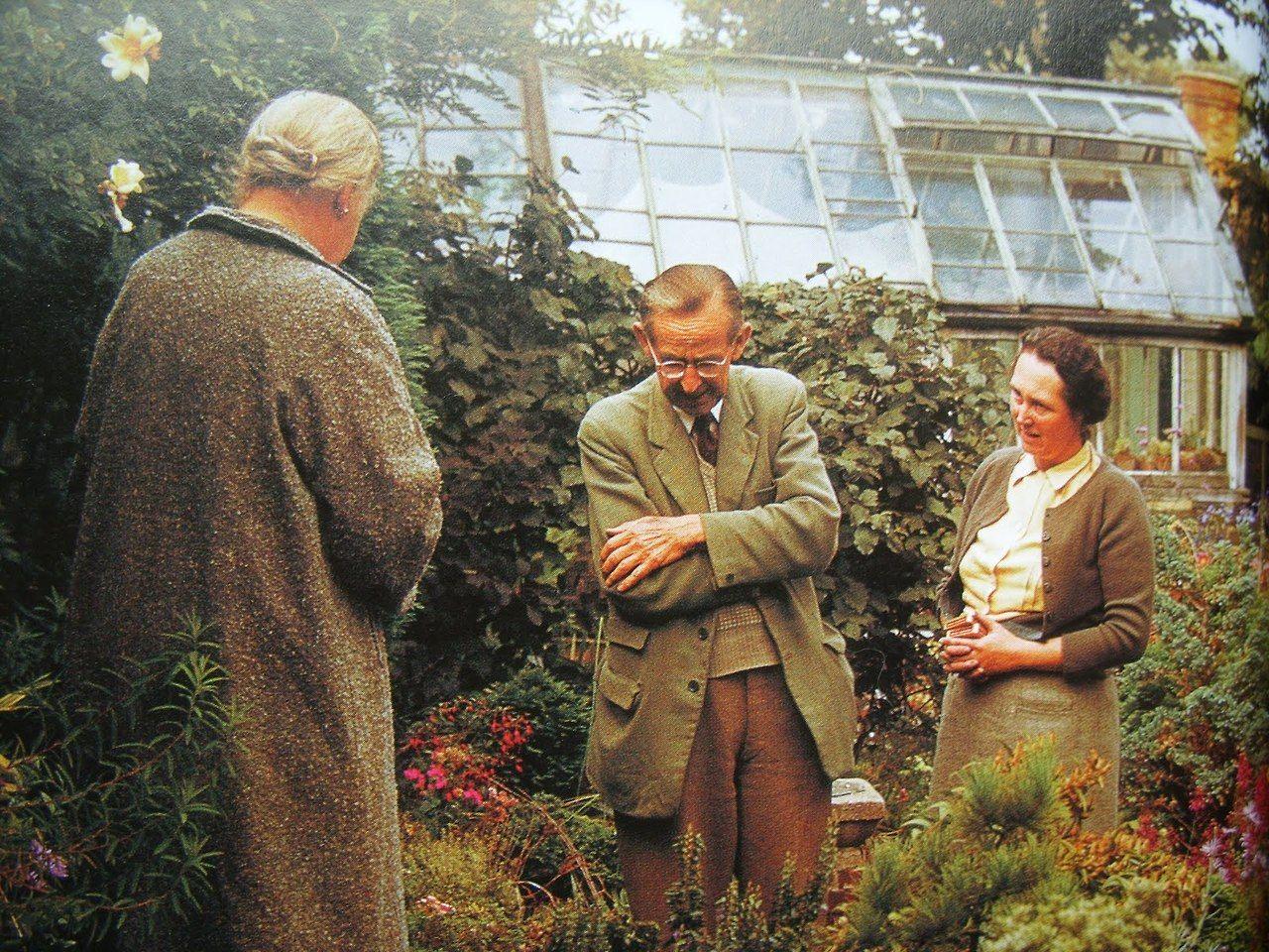 from the book Garden People | In the Garden | Pinterest | Gardens