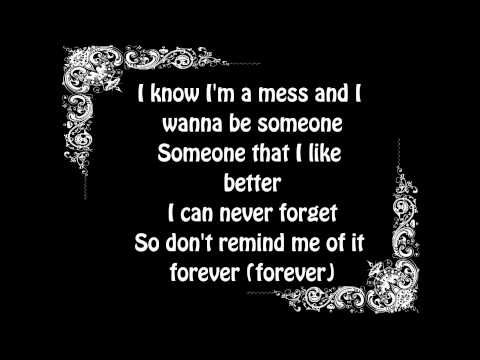 Skillet Would It Matter Lyrics On Screen I Do Not Own The Song