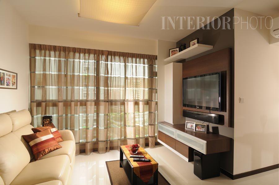 Yishun 4 Room Flat Hdb Home Interior Kitchen Living Bathroom Closet Renovation Ideas Modern