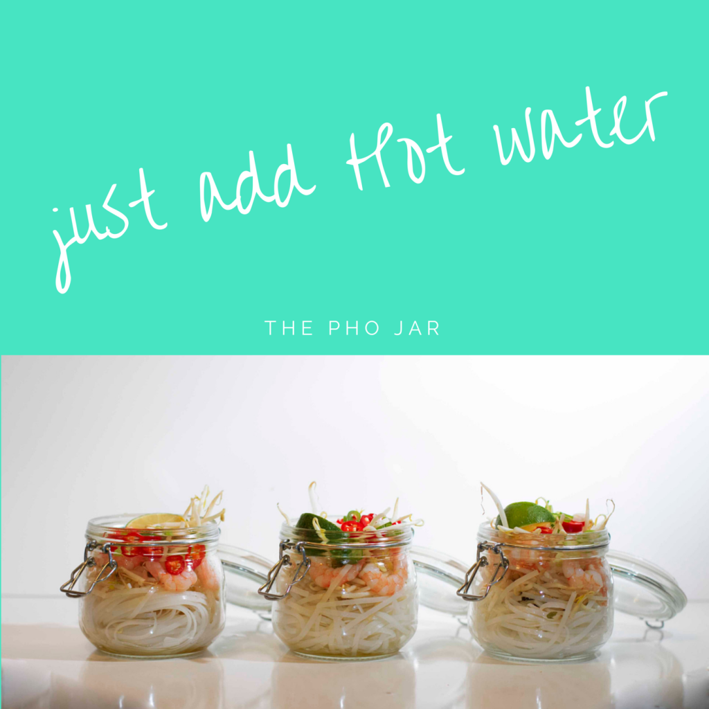Prepare Ahead – Vietnamese Pho Jar | Eating Well | Pinterest | Pho ...