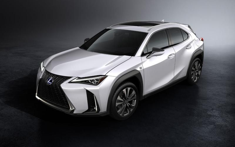 Lexus Ux F Sport 2019 Https Www Suvdrive Com Lexus Ux Lexus Ux F Sport 2019 Lexus New Model Japanese Sports Cars New Lexus