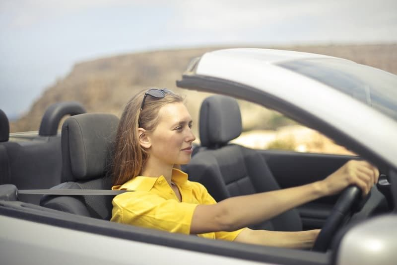 Distracted Driving Hinders Female Driving Safety With Images