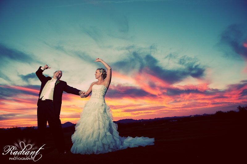 Ancala Country Club In Scottsdale AZ Is A Great Place For Golf Course Weddings