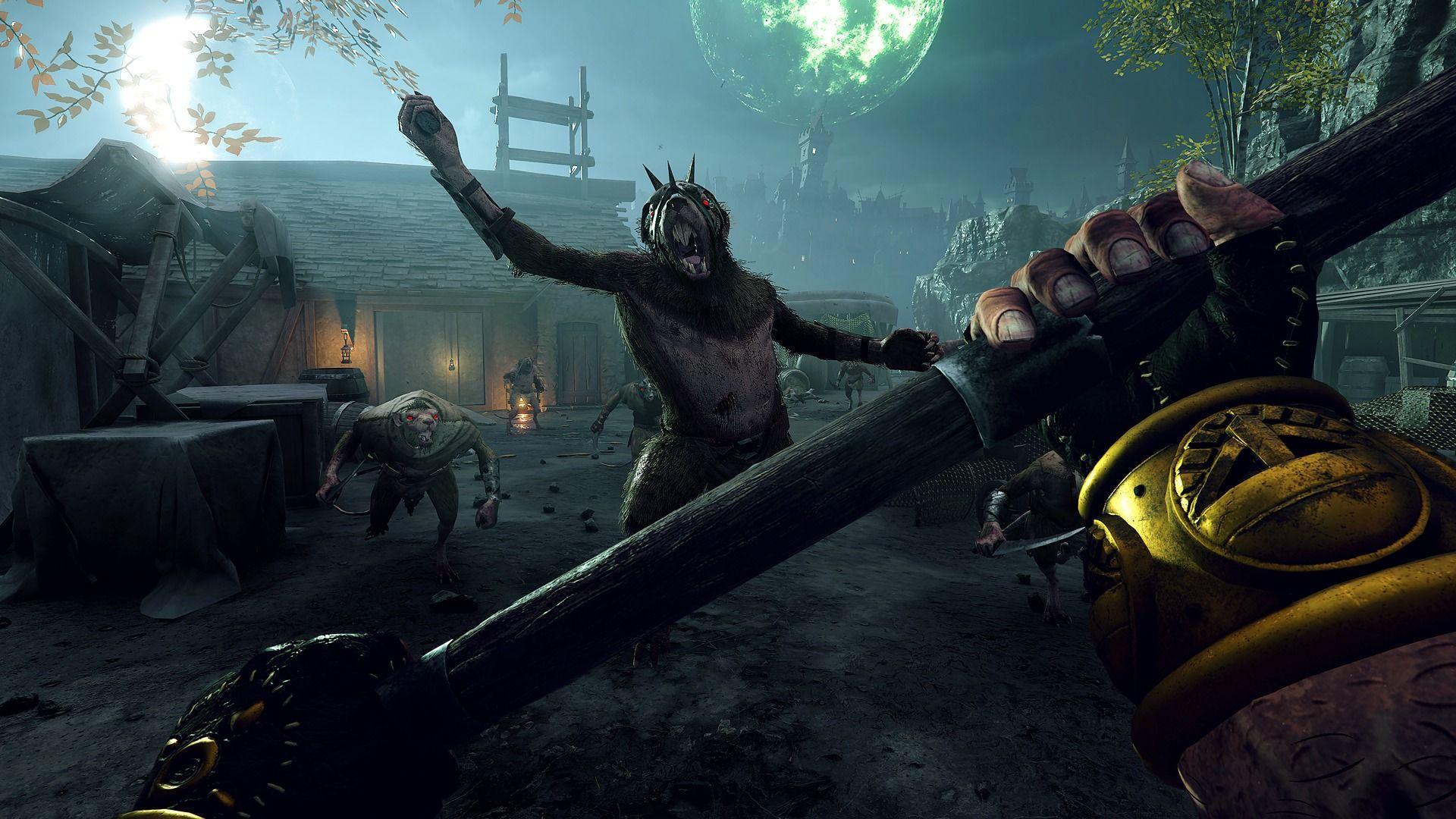 Shadows Over Bogenhafen Warhammer Vermintide 2 Gets Dlc