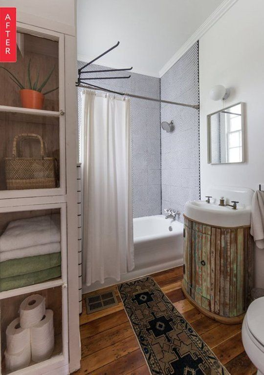 A Bathroom Gut Remodel Makeover In New Orleans Apartment Therapy - Bathroom gut and remodel